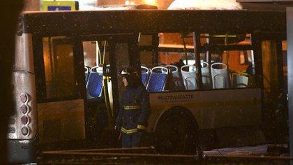 Personal de emergencia acudió a la zona (Reuters)