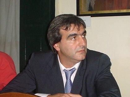 El senador Francisco Durañona, Frente de Todos, presidente de la Comisión de Legislación General del Senado bonaerense (Areco semanal)