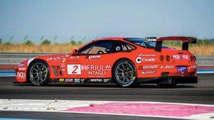 Según la casa de subastas, esta 550 GT1 fue completamente reconstruida para disputar los campeonatos históricos de automóviles. (Foto: RM Sotheby´s)