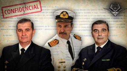 Los papeles secretos del ARA San Juan