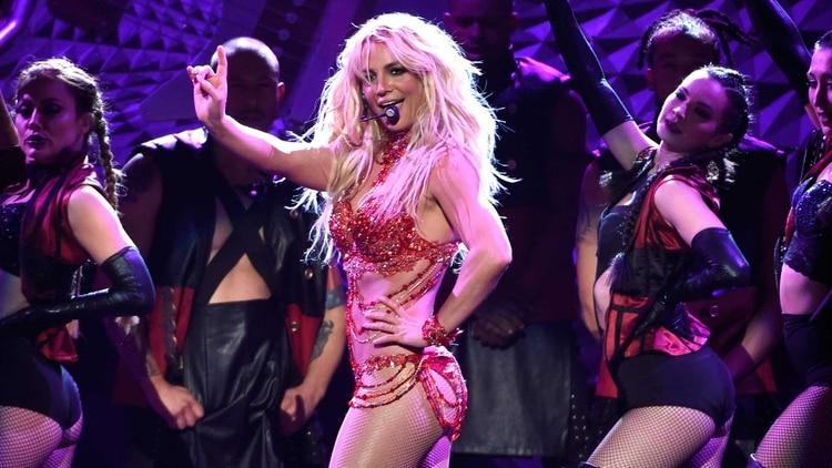 Britney Spears (AP)
