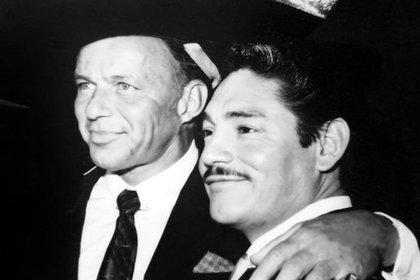 Existían planes para que Frank Sinatra y Javier Solís grabaran juntos