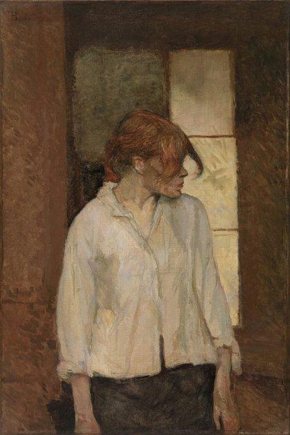 """""""Rosa La Rouge"""", de Henri e Toulouse-Lautrec"""