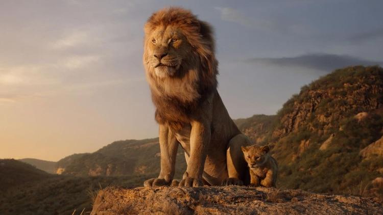 Resultado de imagen para rey leon 2019