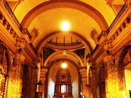 Las iglesias de la CDMX podrían reabrir y ofrecer misas a partir del próximo 26 de julio (Foto: Archivo)
