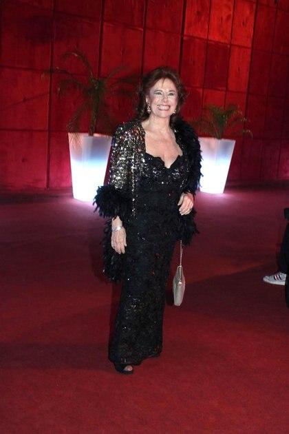 María Concepción César (Crédito: Verónica Guerman / Teleshow)