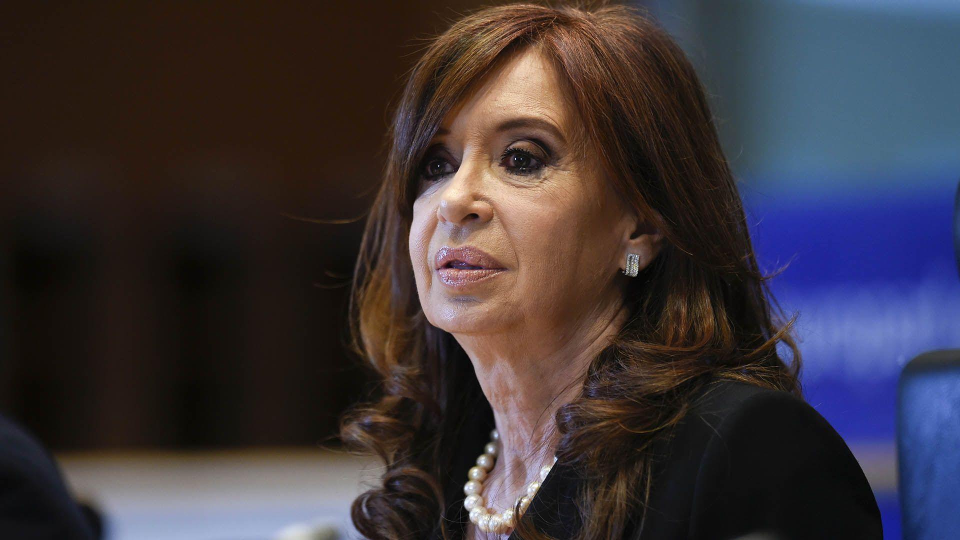 Cristina Kirchner (AFP PHOTO / JOHN THYS)