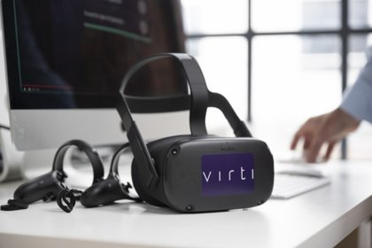 Virti es una solución de de entrenamiento virtual