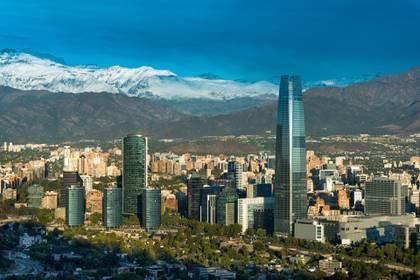 Chile, líder en América Latina
