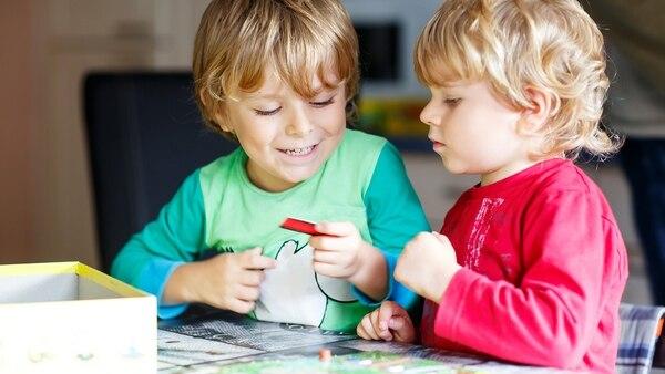 Los juegos de mesa, son una oportunidad año a año para poder compartir un momento en familia (Getty Images)