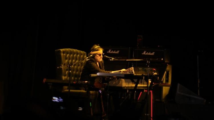 Charly García dio un show en el teatro Gran Rex (Christian Bochichio)