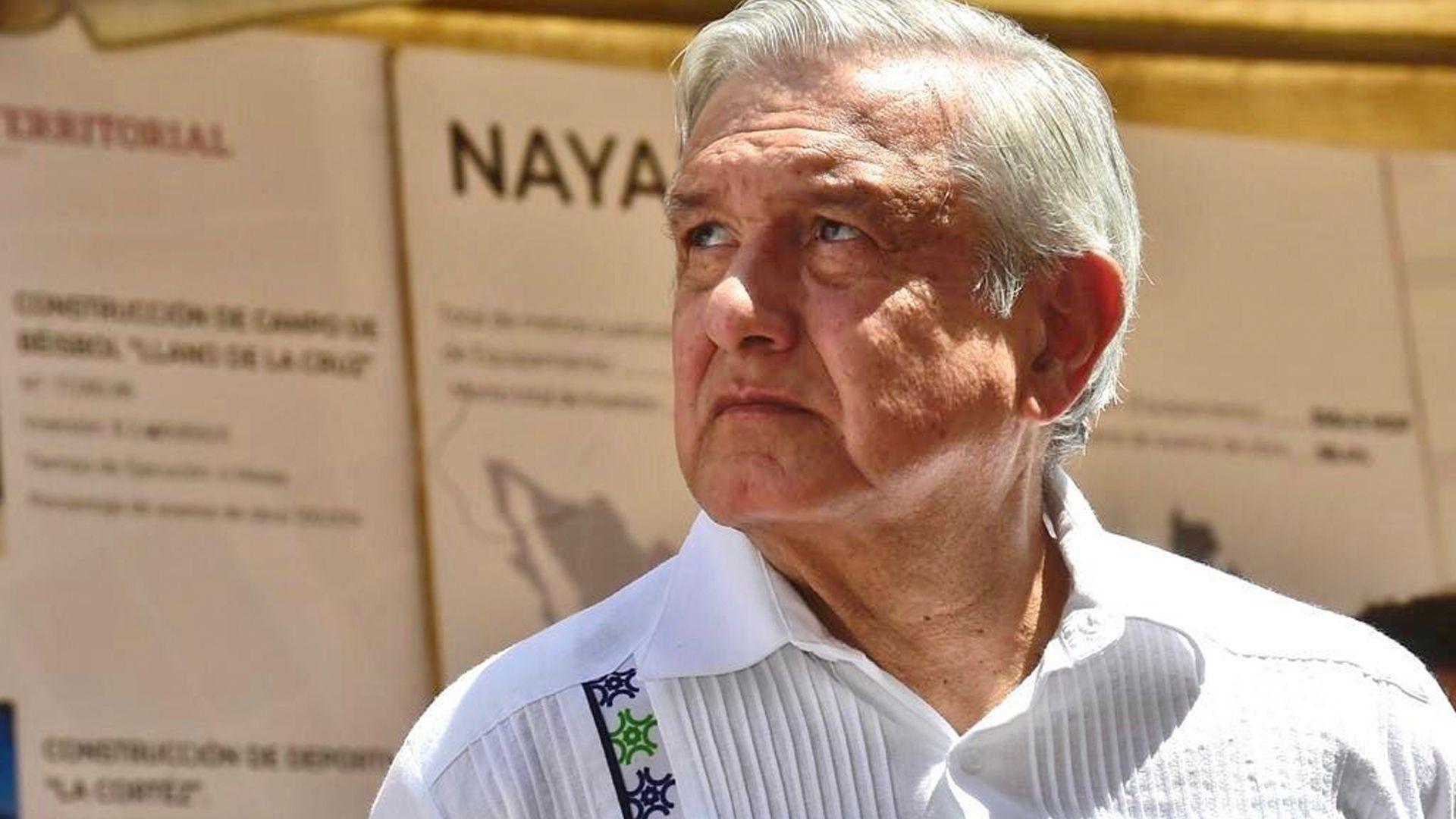 NAYARIT - AMLO - ANDRES MANUEL LOPEZ OBRADOR - MEXICO - PRESIDENCIA - 04082020