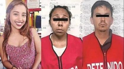 Jessica tenía 20 años cuando fue asesinada cruelmente por la pareja Cynthia y Omar Enrique Foto: Especial