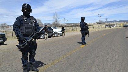 Imagen ilustrativa de la Secretaría de Seguridad Pública Estatal de Chihuahua (Foto: Twitter/SSPE_Chihuahua)
