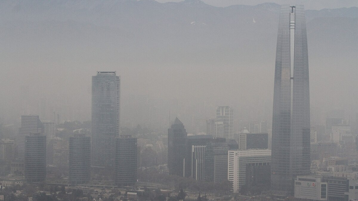 Las diez ciudades más y menos contaminadas del mundo - Infobae