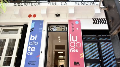 (Foto: Dirección de Promoción del Libro, Bibliotecas y la Cultura)