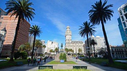 A diferencia de Argentina, en Uruguay se paga sólo por los bienes que se tienen en el país