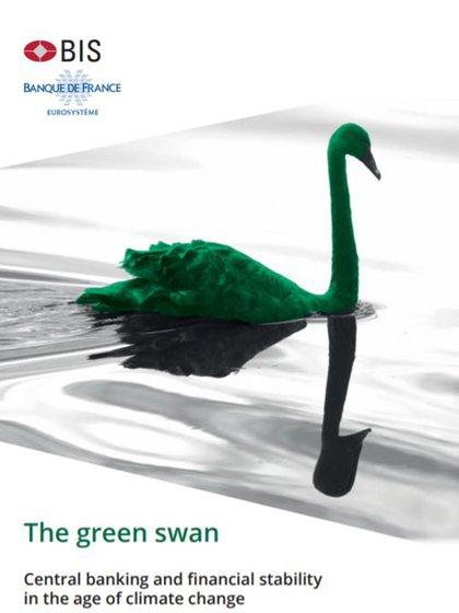 La portada del libro del BIS