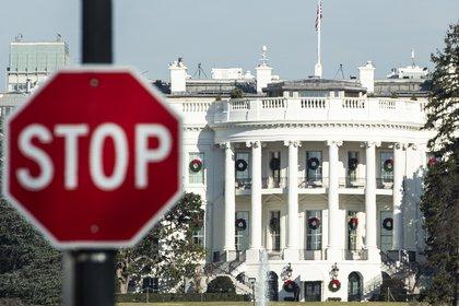 El actual cierre de gobierno es el tercero más largo de la historia delos EEUU (AFP)