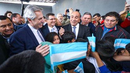 La semana pasada Fernández viajó a Tucumán y al día siguiente regresó con Manzur a Capital