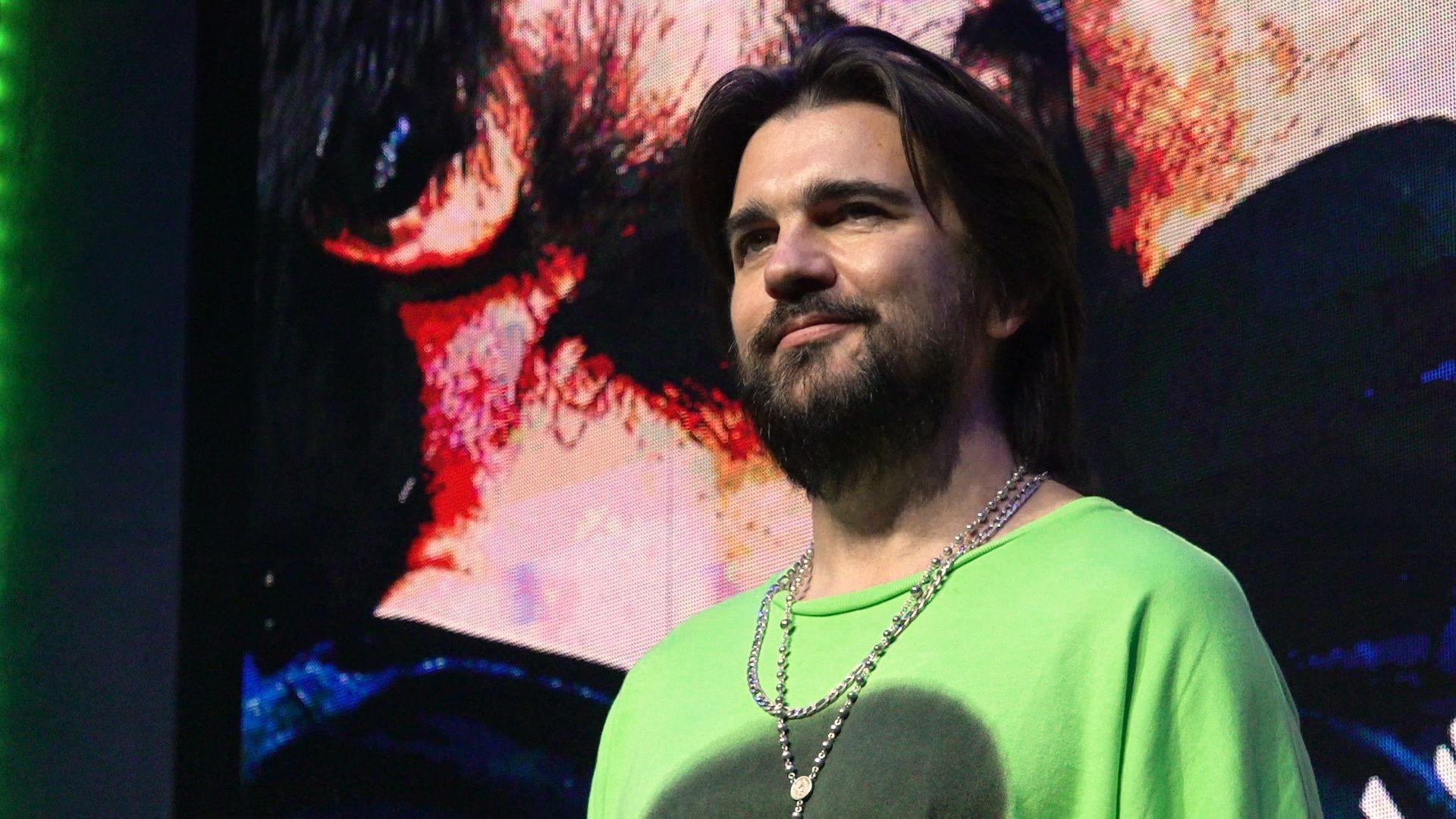Juanes recibirá el reconocimiento a Persona del Año de La Academia Latina de la Grabación (Foto: Infobae)