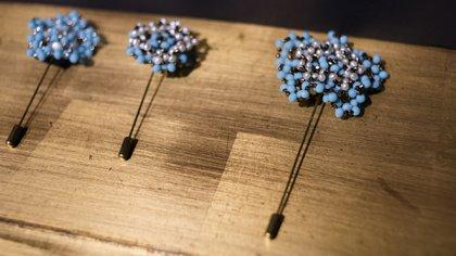 Elegancia y distinción son algunas de las características que aporta la influencia artística en la joyería de Celedonio Lohidoy, joyero argentino elegido por Máxima Zorreguieta (Adrián Escandar)