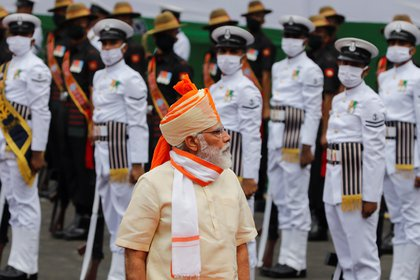 Narendra Modi (REUTERS / Adnan Abidi)