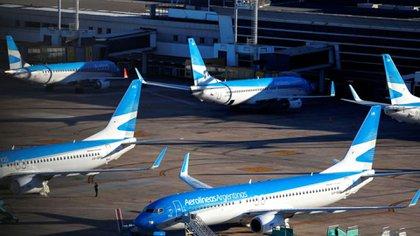 A partir del 12 o 15 de octubre retornarán los vuelos regulares suspendidos desde marzo (Reuters)