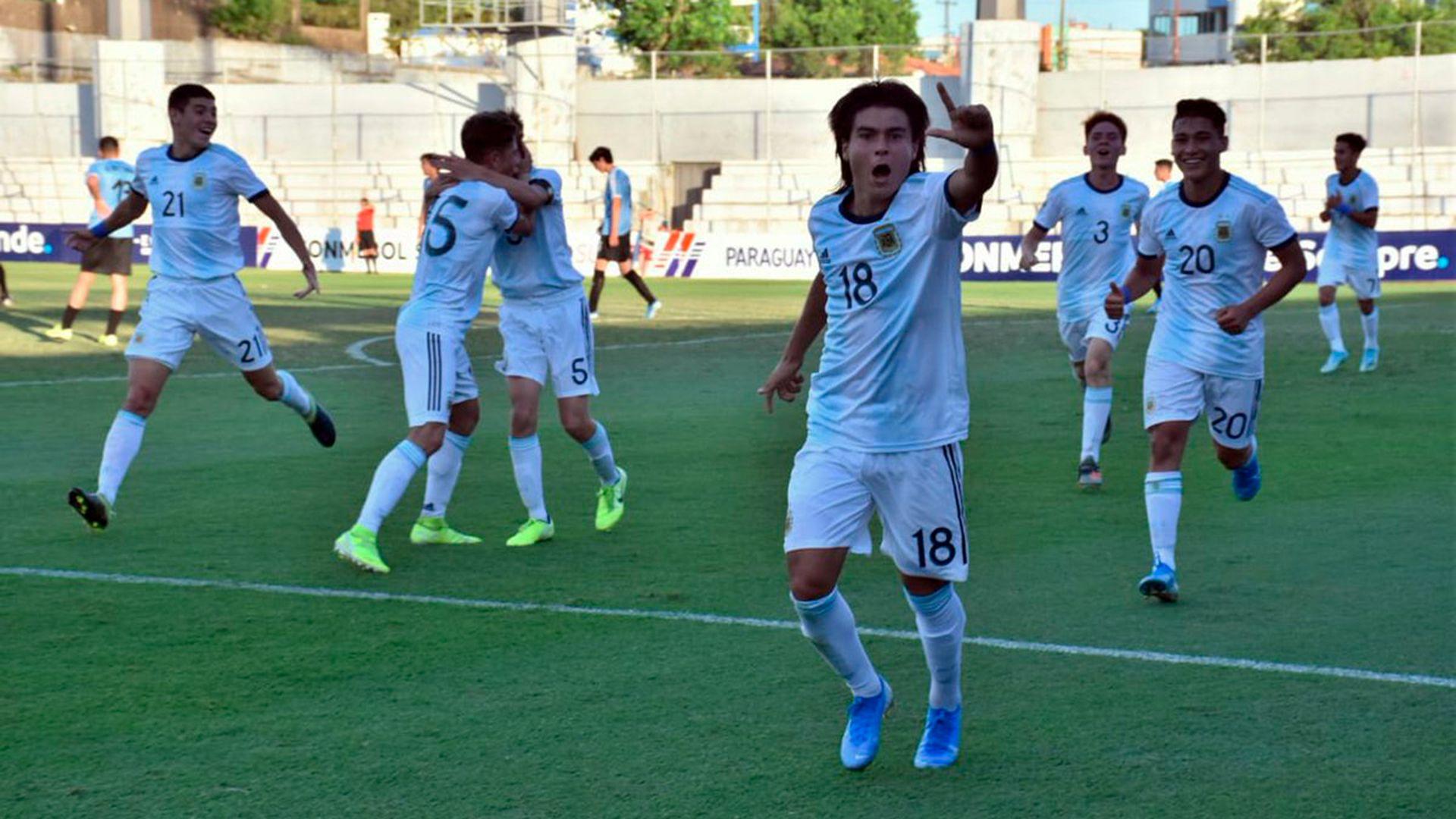 La Albiceleste viene de vencer a Colombia en semifinales (Foto: @Argentina)