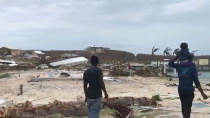 Hope Town, Elbow Cay, Islas Abaco (LEA CHARLES /via REUTERS)