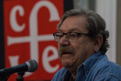Paco Ignacio Taibo II, aportó su opinión sobre el asunto de la suspensión de publicidad oficial impuesta a la revista Nexos y sobre las acusaciones a este grupo (Foto: Cuartoscuro)