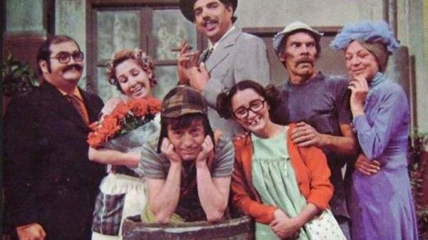 Para la nostalgia: El Señor Barriga, Doña Florinda, El Profesor Jirafales, La Chilindrina, La Bruja del 71 y El Chavo del 8, en la vecindad más famosa