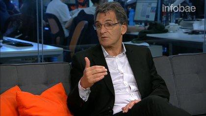 Claudio Avruj, secretario de Derechos Humanos