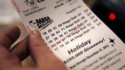 Durante el 2018, esta lotería repartió 5 grandes acumulados .