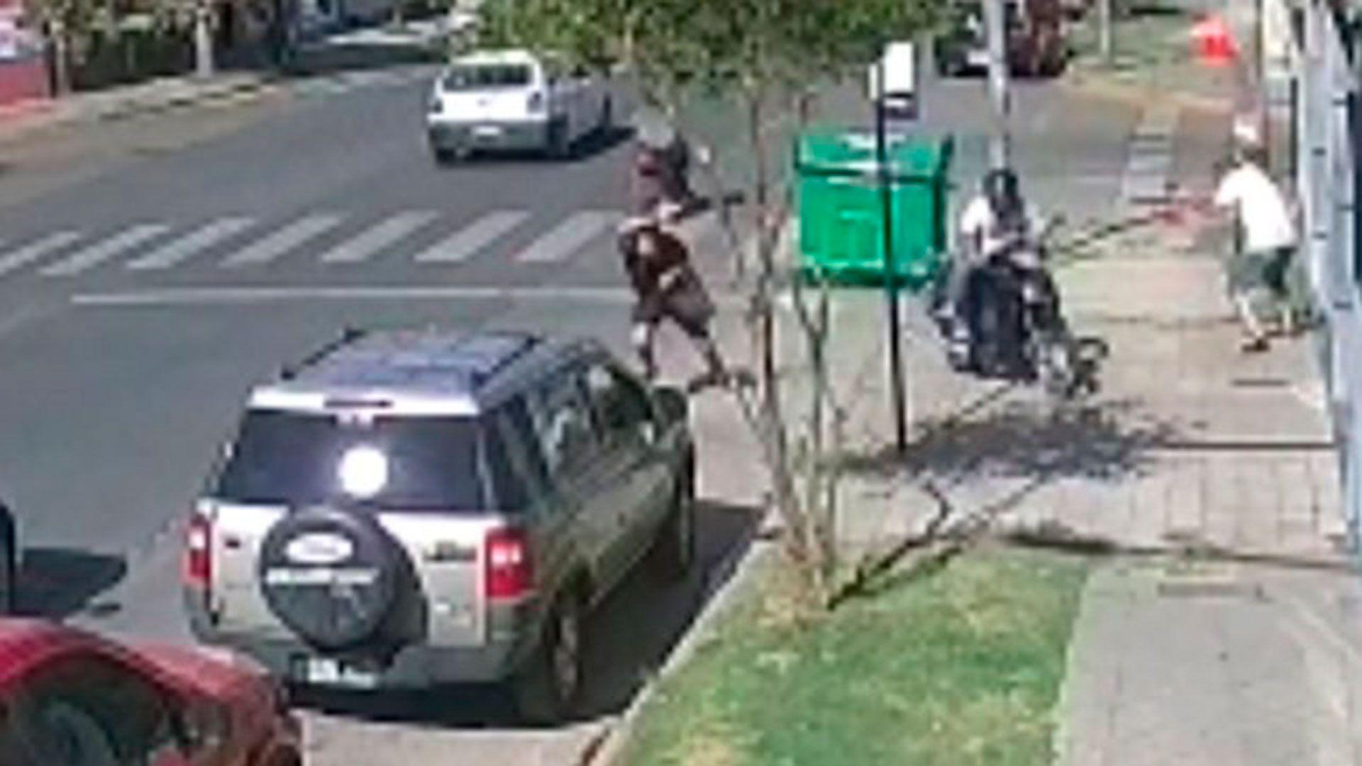 Policía mató a un ladrón en Rosario
