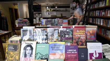 """""""La literatura dialoga con el feminismo pero no lo ejemplifica, no es esa su función"""", dijo  Marina Yuszczuk de Rosa Iceberg (Raul Ferrari MCL)"""