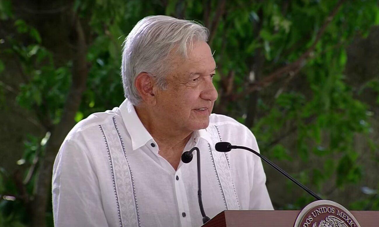 AMLO pidió perdón al pueblo maya a nombre del Estado mexicano (Foto: YouTube @Andrés Manuel López Obrador)