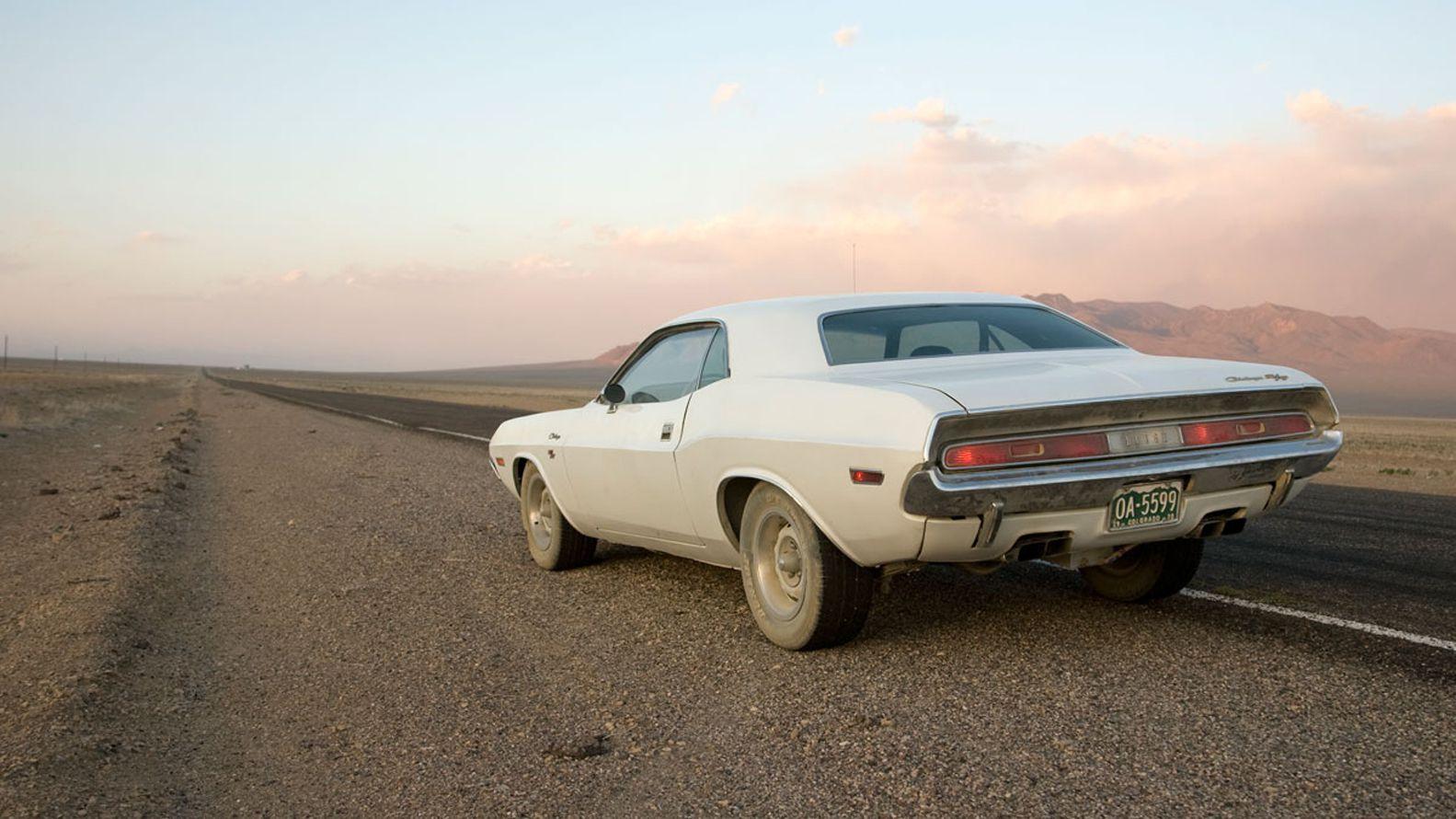 Este es uno de los primeros que marcó la historia del modelo (Dodge)