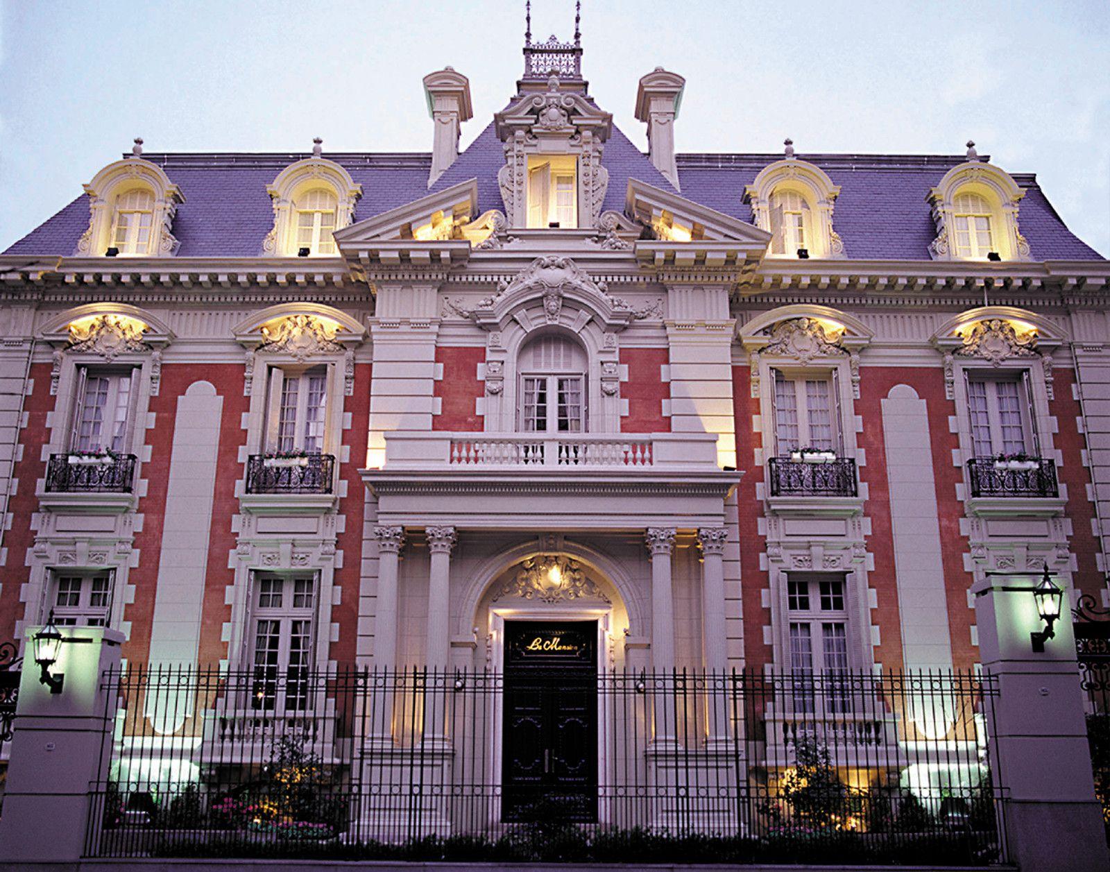 El Palacio Álzaga Unzué es una de las residencias más imponentes de la aristocracia de comienzos del siglo XX de la ciudad de Buenos Aires (Four Seasons)