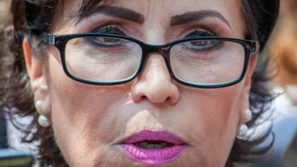 La defensa de Rosario Robles ha manifestado conflicto de interés durente el proceso penal (Foto: Cuartoscuro)