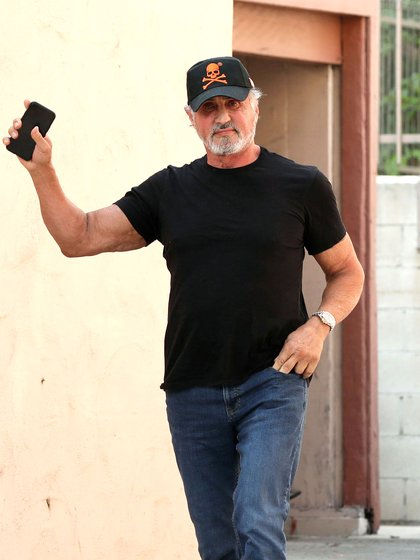 Sylvester Stallone no solo es una estrella icónica del cine, sino que también está incursionando en el negocio inmobiliario (Foto: 2020 x17/The Grosby Group)