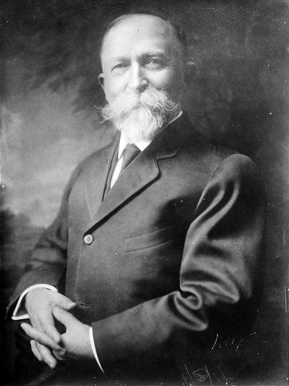John Harvey Kellogg  falleció el 14 de diciembre de 1943 a los 91 años (Biblioteca Nacional de los Estados Unidos)