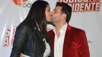 José María Listorti y Mónica González (Verónica Guerman / Teleshow)