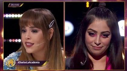Danna Paola y Francely