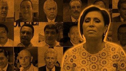 Quizás el dato más sorprendente que ha arrojado La Estafa Maestra es una cifra que enciende las alarmas en México: cero responsables. (Fotoarte: Infobae, Jovani Silva)