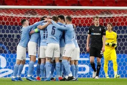 El Manchester City se las verá ante el Borussia Dortmund de Erling Haaland (REUTERS/Bernadett Szabo)