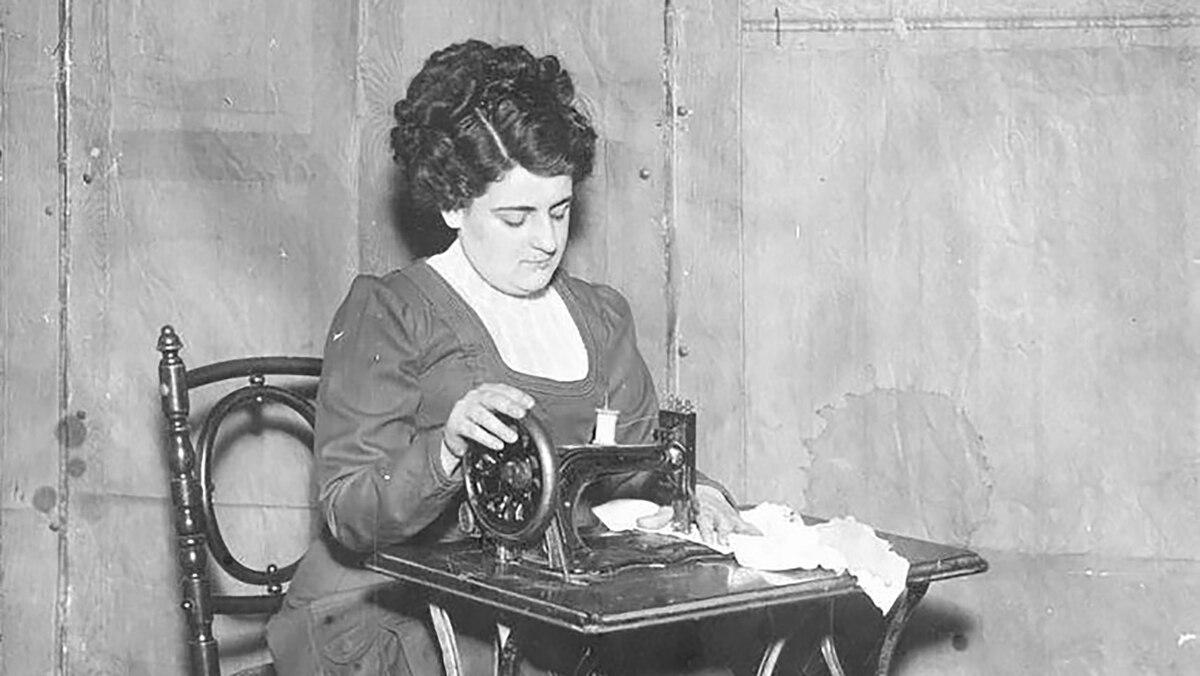 El ocaso de las máquinas de coser Singer: del origen de un imperio a ...