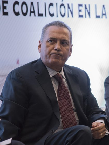 Manlio Fabio Beltrones, ex líder nacional del PRI (FOTO: TERCERO DÍAZ /CUARTOSCURO)