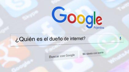 ¿Quién es el dueño de internet?, una pregunta clave para entender el mundo de hoy
