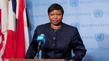 Fatou Bensouda (Getty)